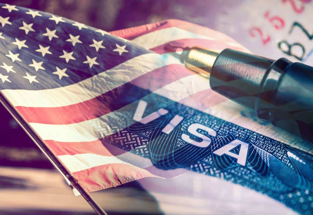 Visa pour les USA