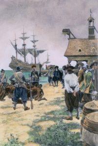 Amerique de Nord Esclavage