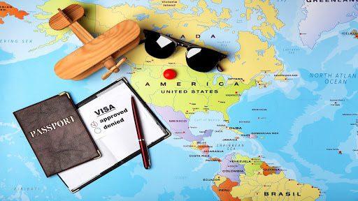 Le visa B1:B2 pour Tourisme ou affaires aux USA