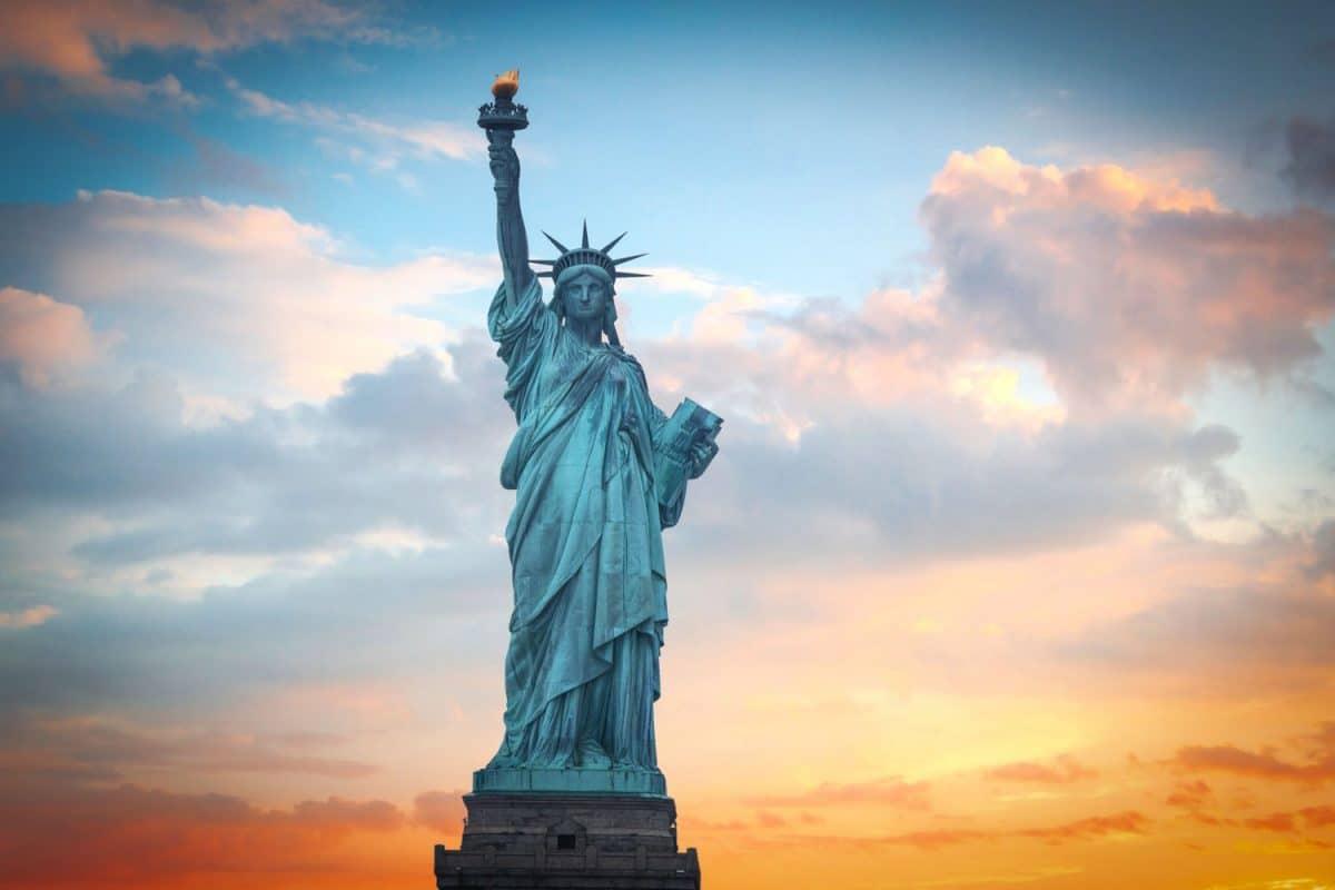 Quelle est l'origine de la Statue de la Liberte