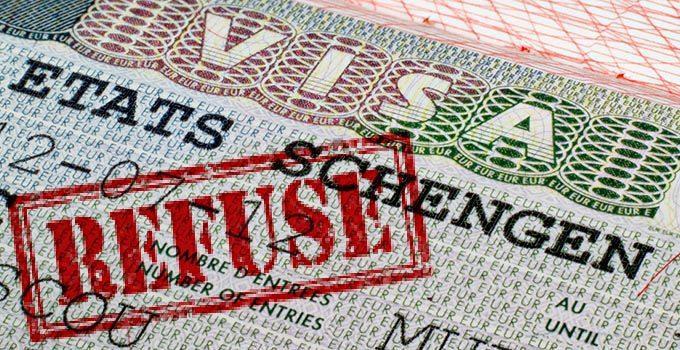 esta visa refuse