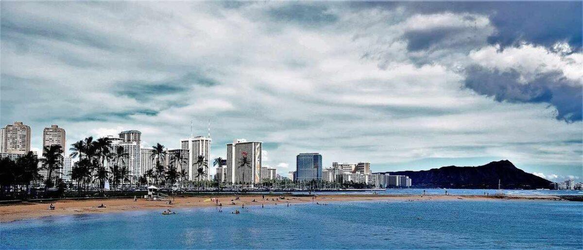 Honolulu, Hawaï avec un ESTA
