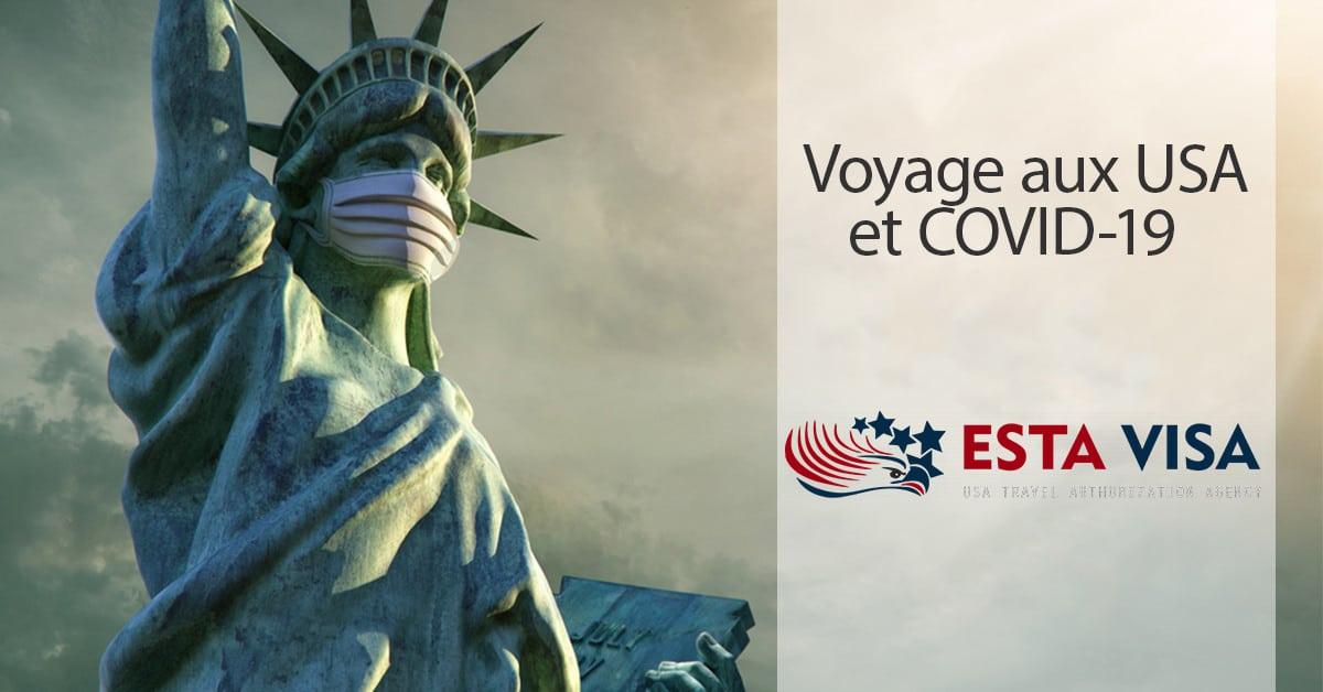 voyage-usa-covid 19