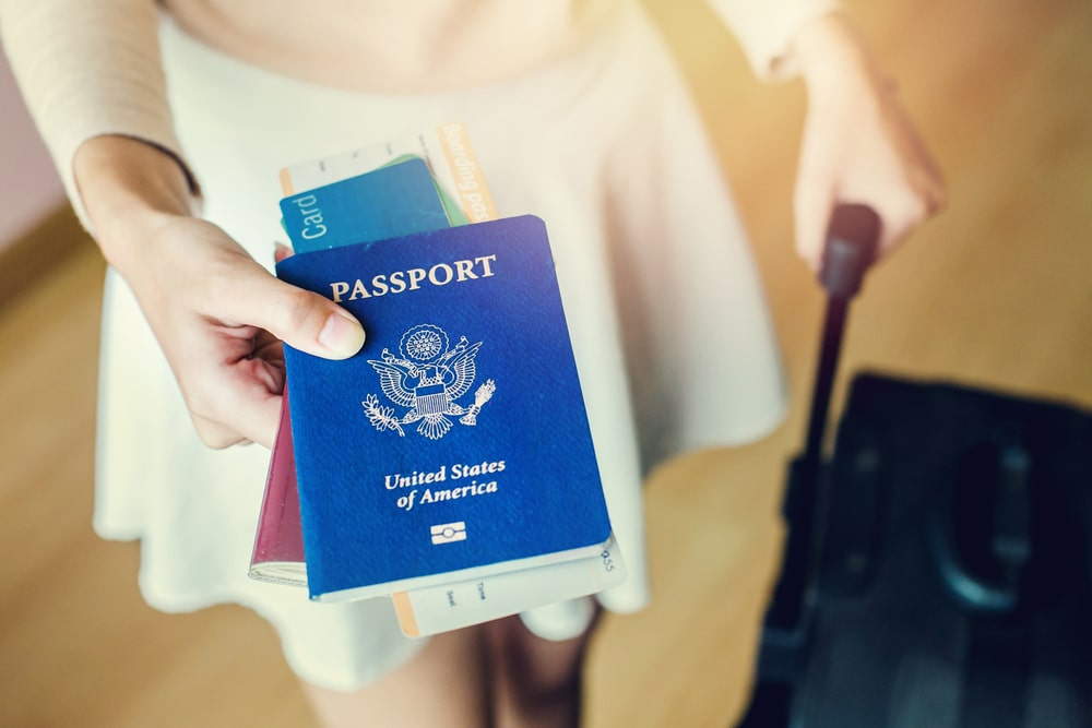 Passage aux douanes américaines